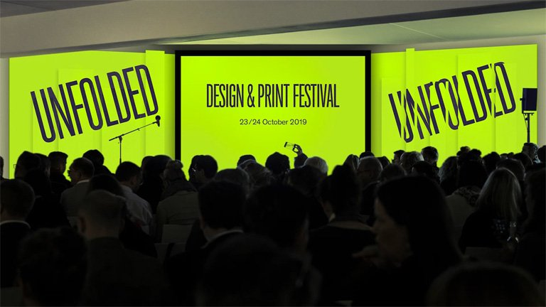 UNFOLDED Design & Print Festival